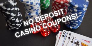 No Deposit Casino Coupons